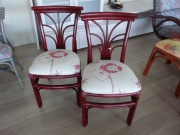 Chaise Lille Prune -